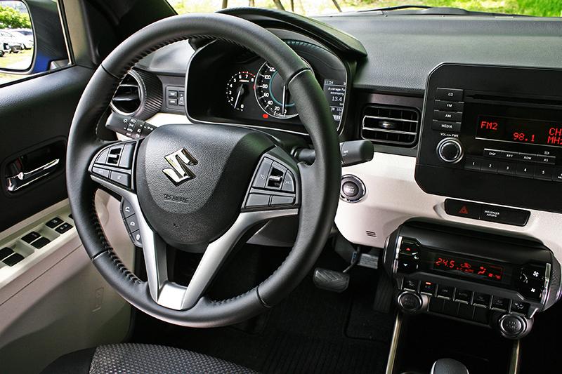 全車標配6具防護氣囊,放眼預估同價位帶車款除了Kia Morning幾乎無人能出其右。