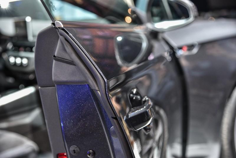 A5 Coupé / Sportback 車系特別強化車室隔音工程