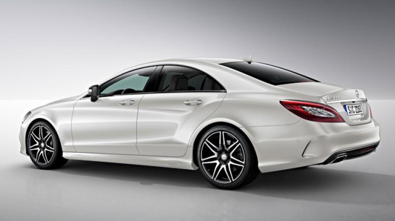 CLS是最不像Benz的前衛產品