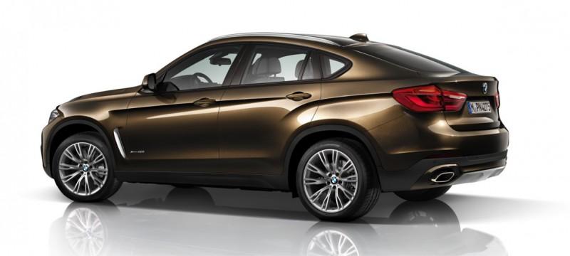 車身較高的SUV產品配上Fastback設計視覺效果更吸睛