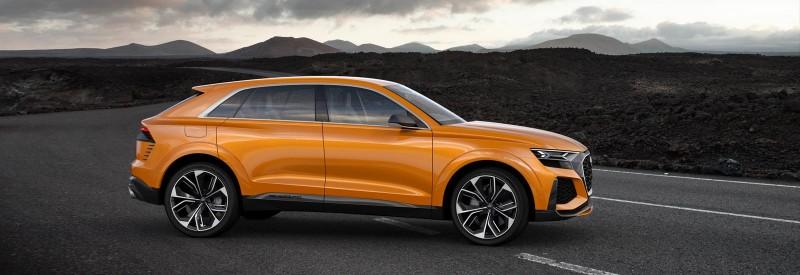 即將量產的Q8又將提升Audi SUV的美學與質感