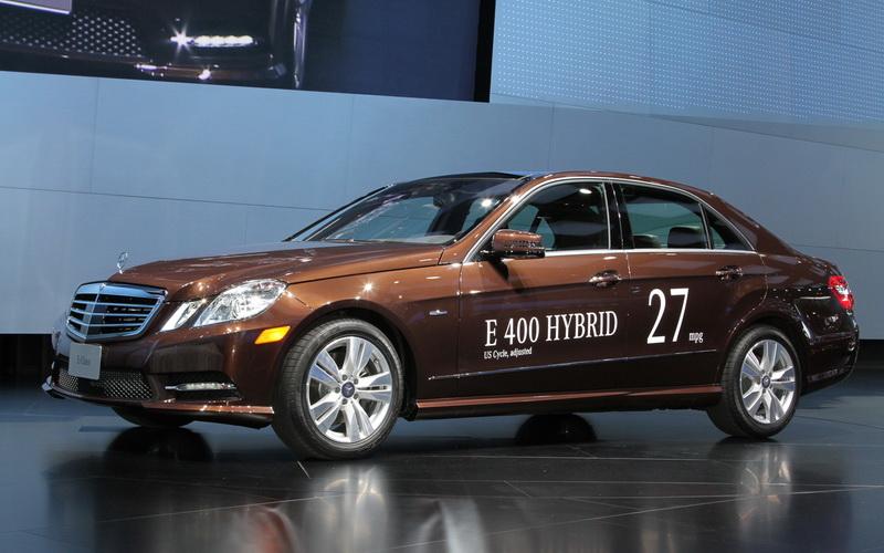 Mercedes-Benz曾推出過搭載柴油Hybrid的油電車款