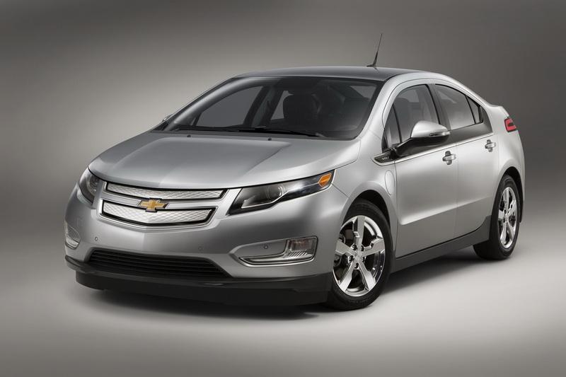 Chevrolet Volt的內燃引擎僅作為發電使用