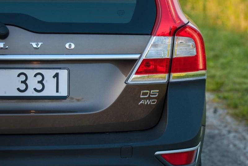 如圖掛上這字樣銘牌的Volvo是否真將成為絕響?