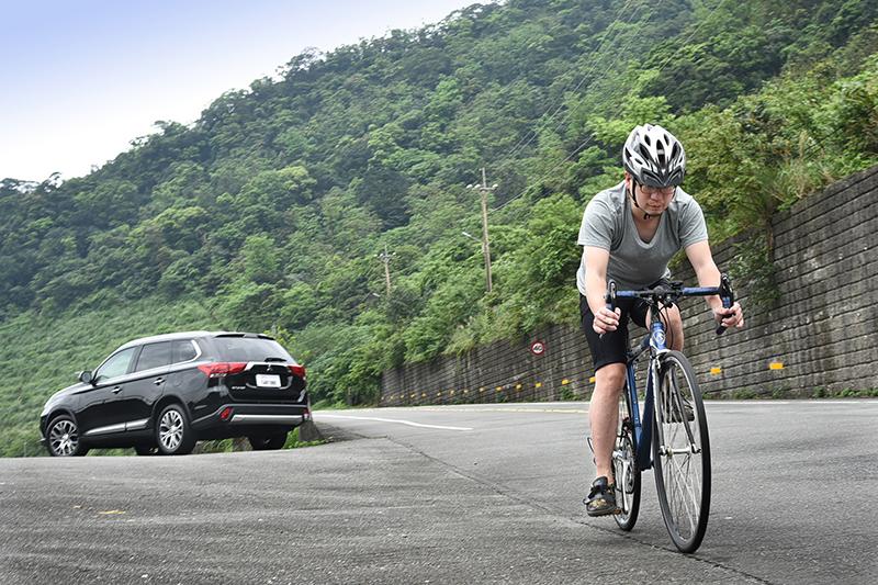四輪結合兩輪的六輪生活,更能不受限制的探索台灣在地美景。