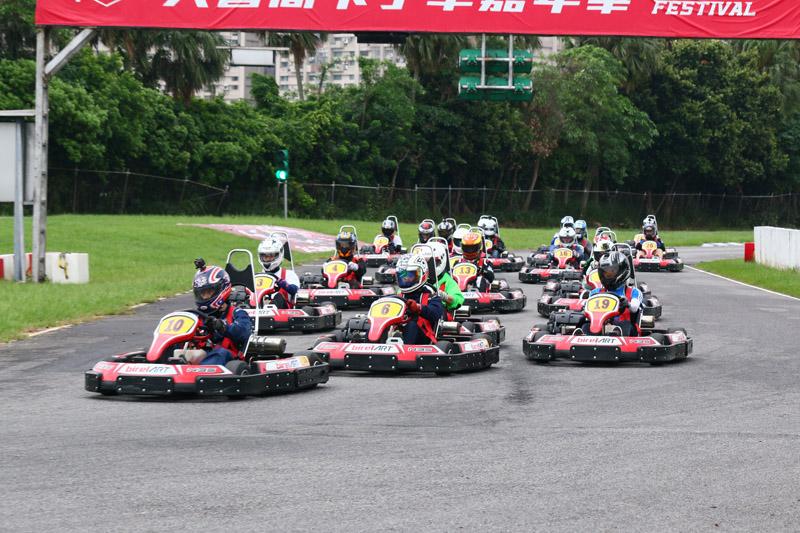 本次N35三小時耐久賽仍有多達20支隊伍參賽。