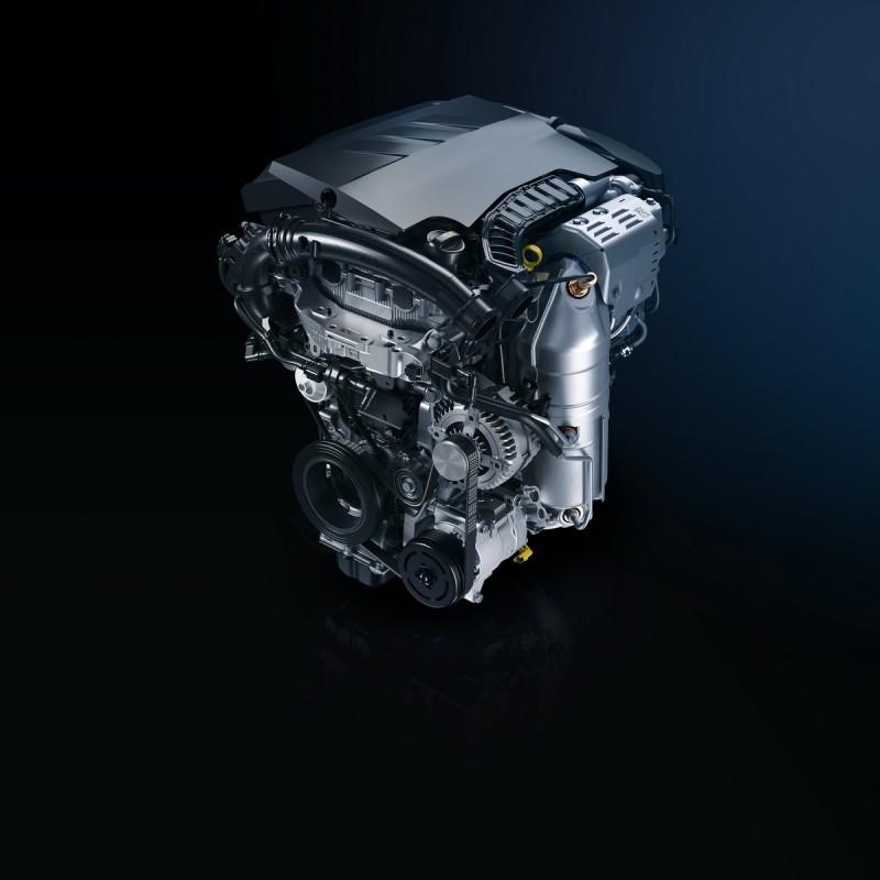 三缸汽油引擎PureTech 130 S&S以高精度噴射系統與觸媒轉化器以及可再生微粒過濾器同時高性能與低油耗需求