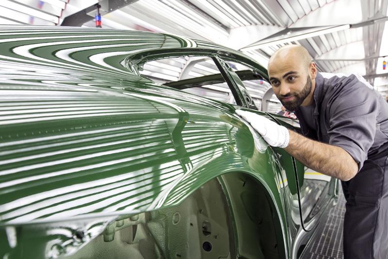 Porsche不斷致力於提升新車的品質與妥善率。