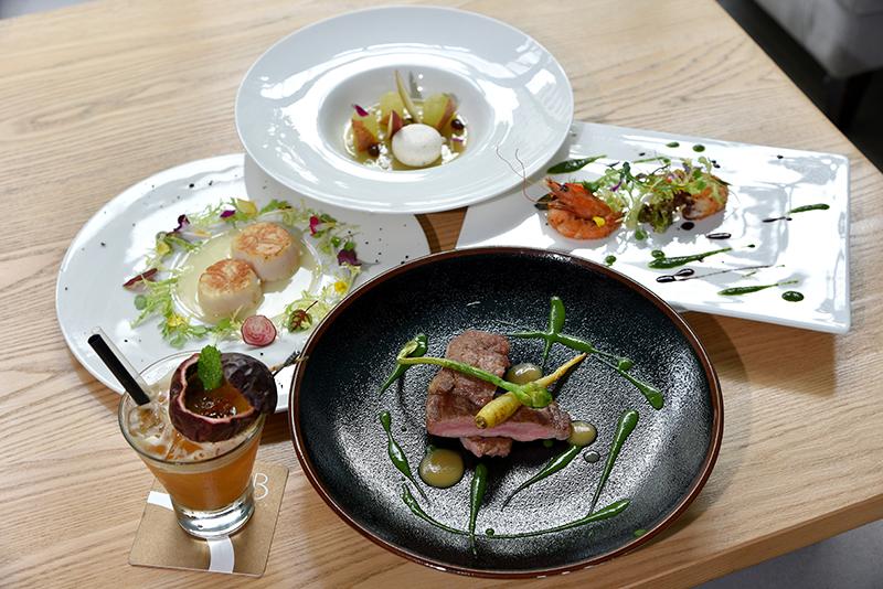 Beluga走的是南法料理風格,並嚴選在地新鮮食材入菜。