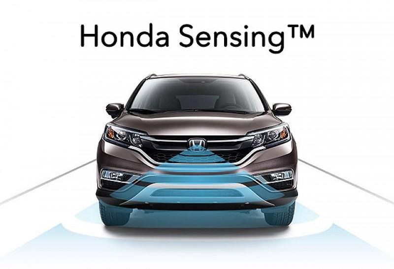 S等級並搭載先進的Honda SENSING智慧安全主動防護系統,提供車主高達23項主被動安全防護
