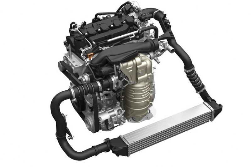 全車型配置1.5L VTECTurbo 渦輪增壓引擎,創造領先同級的193 PS超大馬力、24.8 kg-m強勁扭力以及14.6 km/L的油耗表現