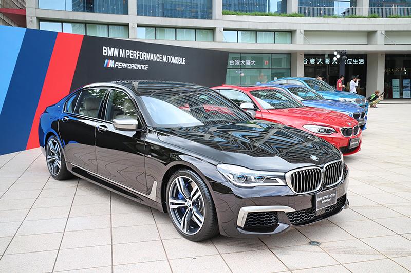 誰說大老闆就不能熱血一下?BMW M760Li xDrive理所當然允文允武。