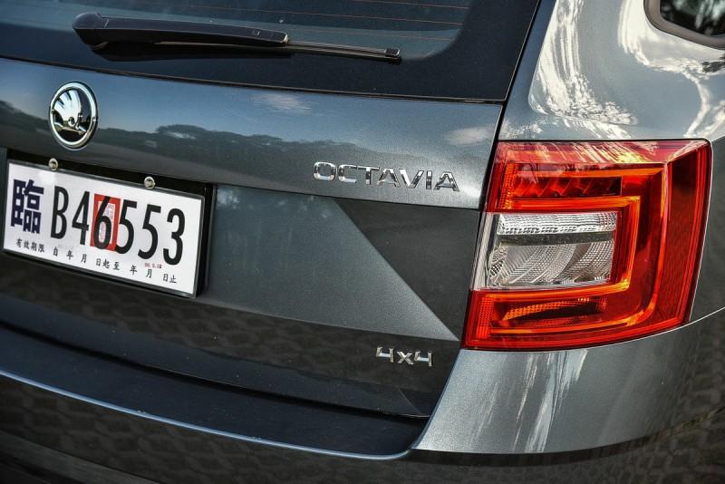 水晶切割面鈑件造型與LED燈光是新世代Skoda Octavia外型重點