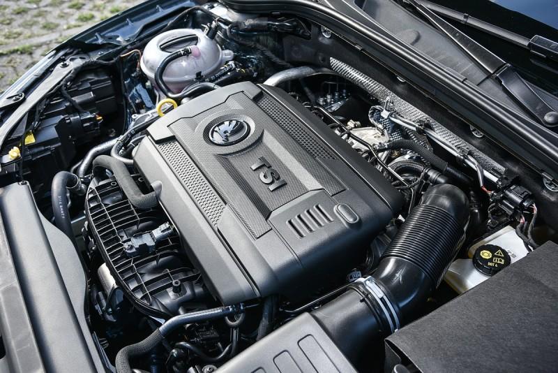1.8 TSI引擎是老將,但早已修煉成新個性