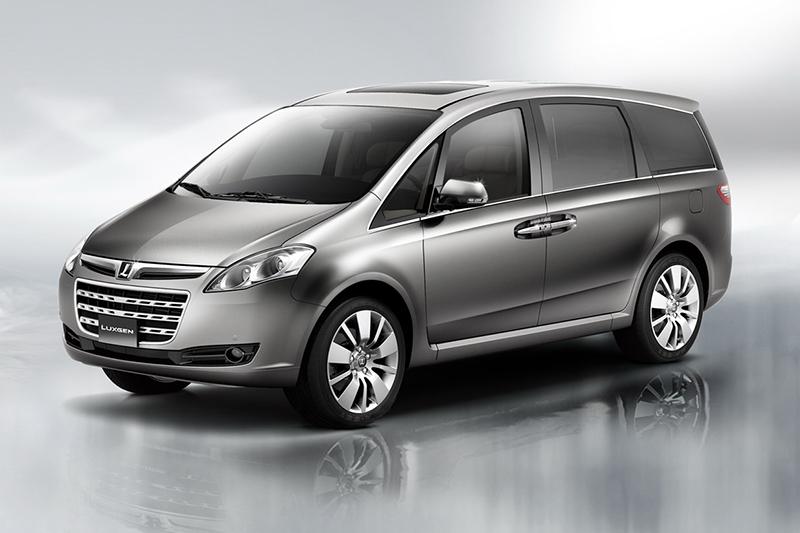 2009年,台灣自主品牌車款LUXGEN7 MPV在萬眾矚目下首度現身。