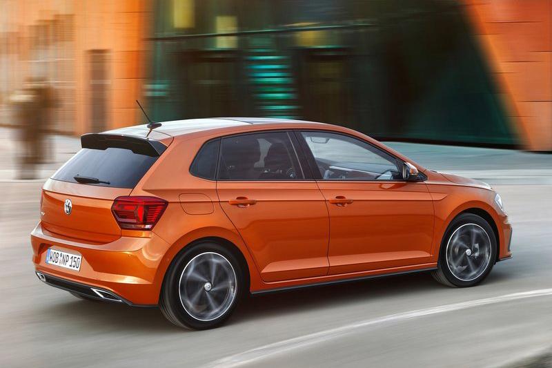 比起前代車款,全新Polo顯得更加動感。