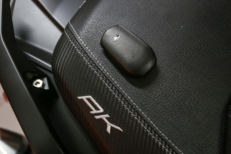 感應式車鑰匙設計。