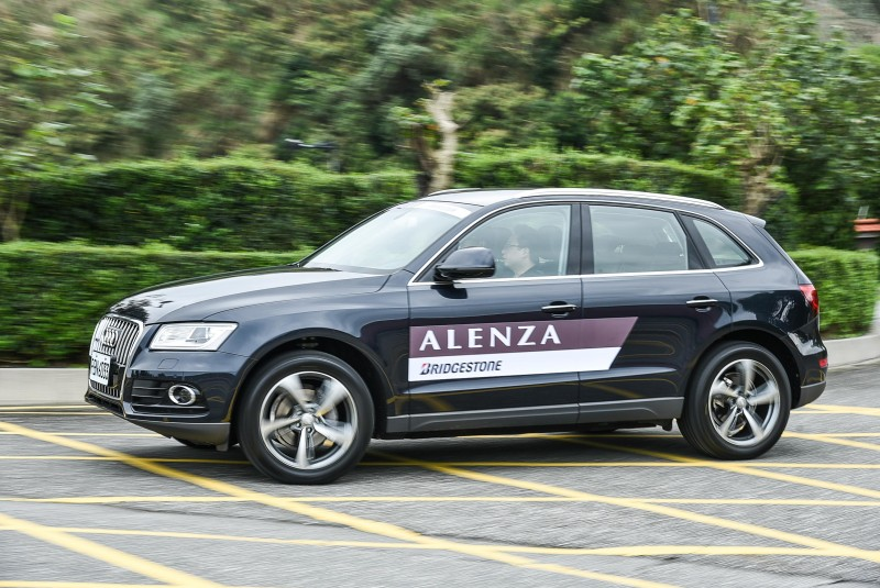 高級品牌SUV輪番上陣,來見證Bridgestone Alenza表現如何