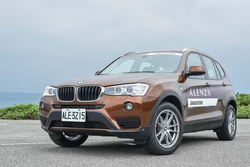 針對頂級休旅車型所開發,各大豪華品牌SUV都有適用規格