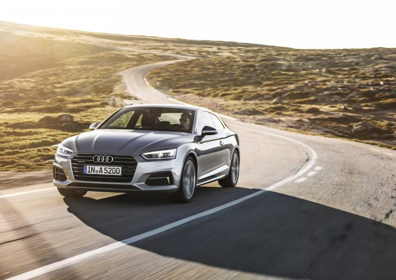 甫於今年5/16 正式上市的全新世代Audi A5 Coupé及A5 Sportback 車型,於上市第一個月之內接單已突破百輛大關,而今年度有限的配額更是即將完售,亮眼的銷售佳績意味著Audi. Reloaded策略的奏效,感謝廣大車迷朋友們給予台灣奧迪的熱烈支持。