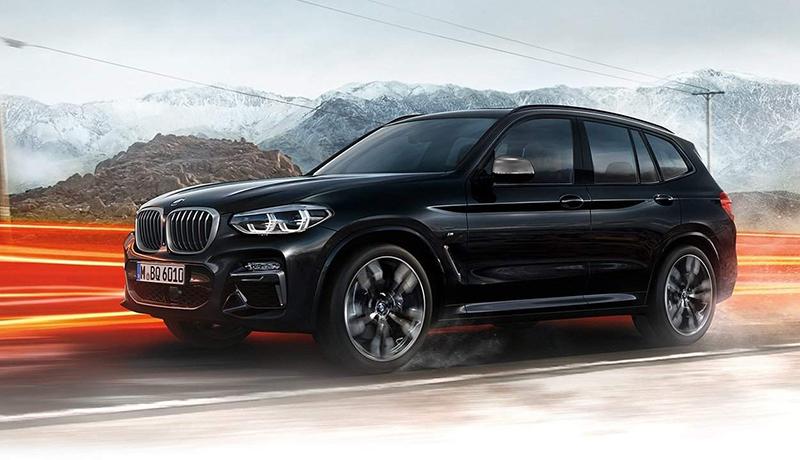 上兩圖是現行的BMW X3,下圖則是最新的大改款車型,是不是更討喜了呢?