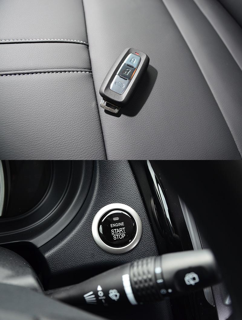 尊絕版配置免鑰匙啟動功能,豪華度直逼進口房車!