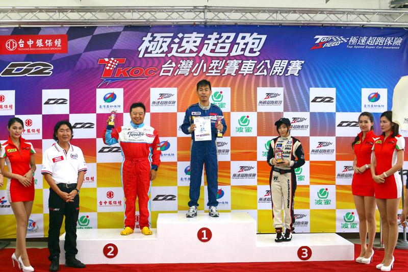 Yamaha SL決賽前三名就分別是劉奕興、黃建誠與陳映瑜