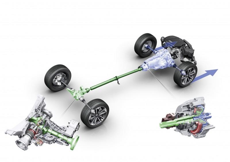 Audi quattro ultra系統搭載兩具先進的離合器,可根據地形路況與駕駛習慣自主選擇,使車輛可靈活於二輪及四輪傳動間輕鬆分配及轉換動力輸出,讓智慧駕控樂趣與節能效果同時擁有!