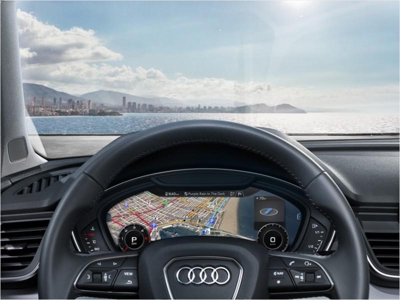 全新世代Audi Q5 即將於7月正式登台,將搭載最新Audi quattro ultra 智慧型四輪傳動系統,即日起搶先啟動預售接單,敬邀把握最佳入主時機,體驗Audi Q5極致產品魅力!