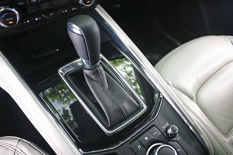 六速手自排變速系統讓CX-5加速感受更為直接而有個性。