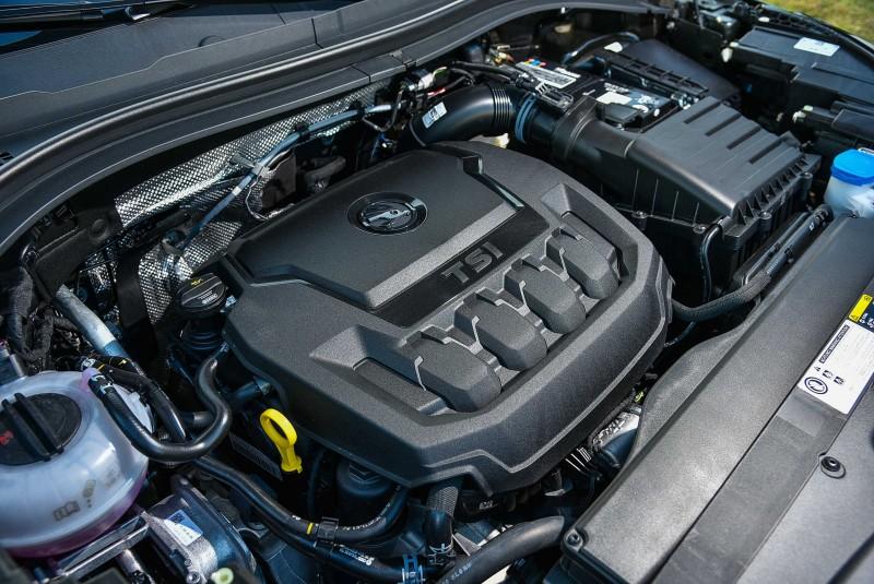 2.0 TSI汽油引擎所採用的改良式Miller米勒循環科技乃Škoda首次運用,可依需求調整為動態模式或是經濟模式。