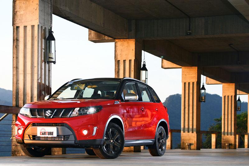 SX4對上動力架構相同價位近似的Vitara S,客倌你怎麼選?