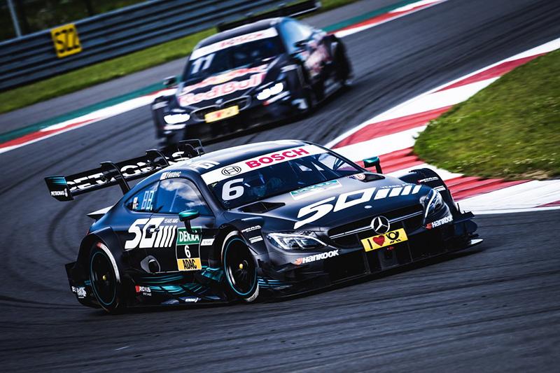 在DTM戰功彪炳的Mercedes-Benz,也即將轉戰Formula E電動方程式賽事。