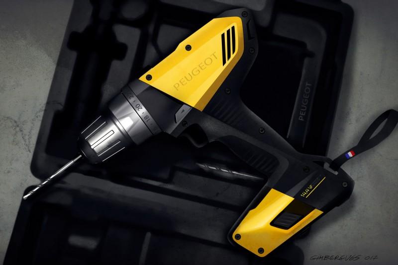 EnergyDrill系列電池容量與輸出扭力不盡相同