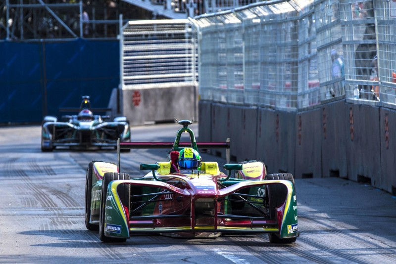 Audi Sport車隊自2016年揮別WEC賽事後,策略性的將重心投入全電動方程式賽車的Formula E賽事中,終在2016/2017 Formula旗開得勝,拿下本年度賽季亞軍殊榮!