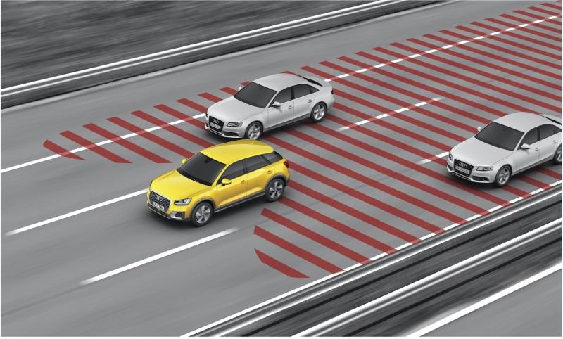 台灣奧迪於預售期間特別推出限量150台早鳥購車專案,凡搶先入主全新The new Audi Q2 35TFSI Luxury / Sport,即可享有價值10萬元的Premium package ,Audi 車道變換輔助系統(含後方横向車流輔助)、pre sense basic 預警式安全防護、倒車攝影機及電動收折後視鏡等四大配備,啟動兼具安全及便利的精彩人車生活,敬邀車迷朋友把握絕佳的入主時機。