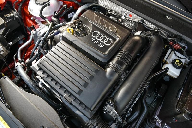 1.4升渦輪增壓引擎已是VAG期下車款主力動力單元