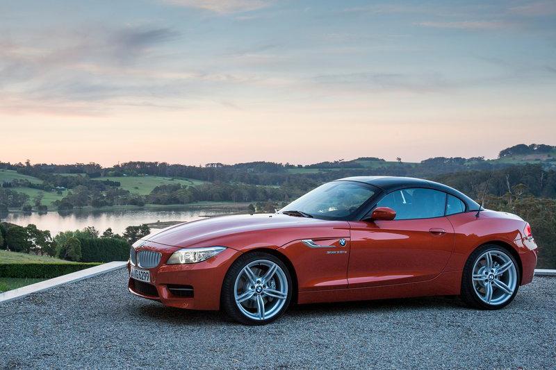 垂垂老矣的第二代BMW Z4,後繼車指日可待。