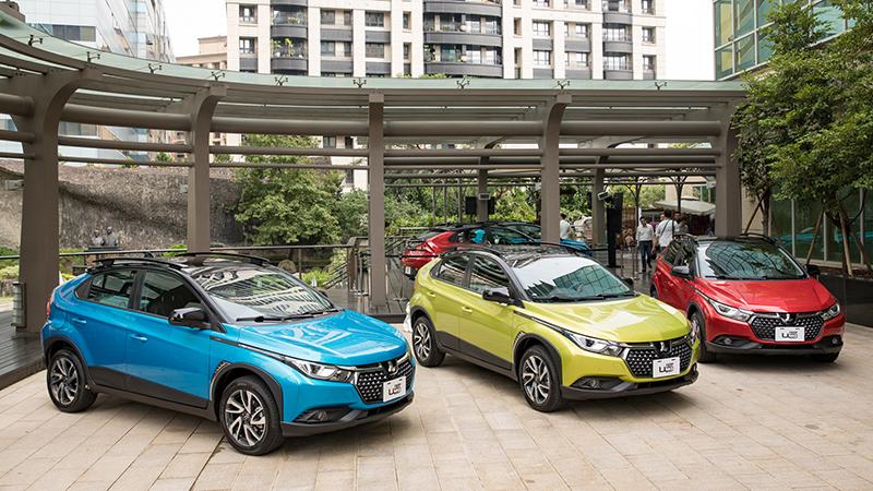 以「第一步就是SUV」的產品定位,Luxgen U5滿足消費者求新求變的口味。