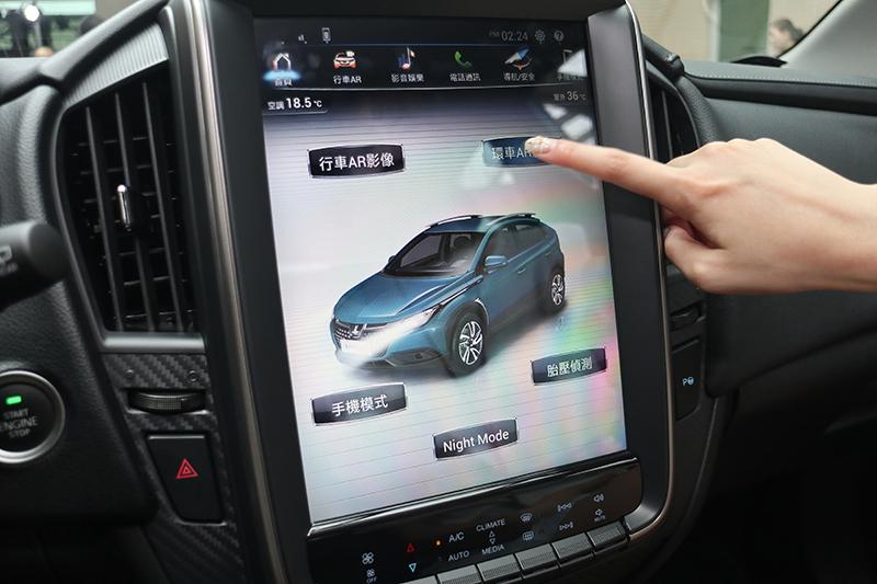 打破價格、級距與功能限界的Luxgen U5,還搭載了百萬元以上等級才具備的前瞻科技配備。