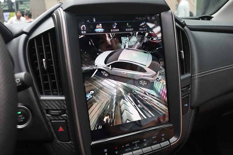 世界首創AR View+行車AR影像系統以及安全便捷的智駕輔助停車系統(APA),都是輔助行車的好配備。