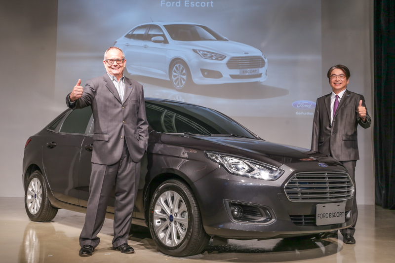 福特六和於今日(8月23日)舉辦「Ford Escort設計鑑賞會」講述設計理念,但消費者關心的售價、配備與確切的上市時間,至今仍保密到家,連座艙設計都無法一窺究竟。