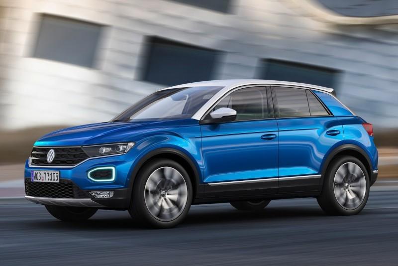 相對較低較寬的車身比例強化了T-Roc的動態表現,與其他SUV相比,較低的重心設定更能夠優化車輛的操控性能。