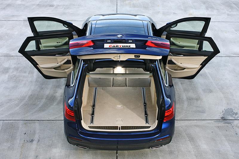 多花10萬元就能享受Wagon帶來的諸多好處,要放什麼都不成爲問題。