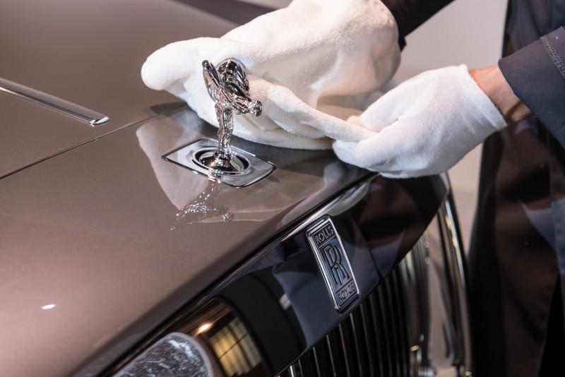 Rolls-Royce總代理盛惟股份有限公司致力於提供客戶最無微不至的服務。