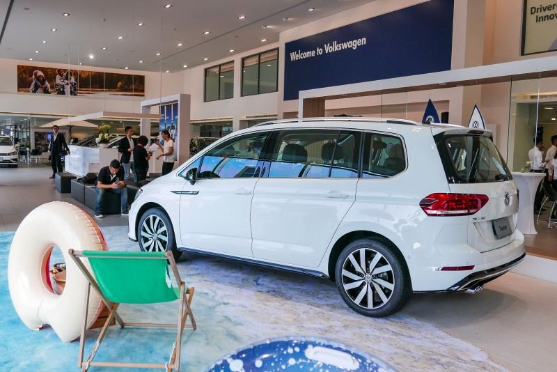 MPV比起掀背或旅行車在車高與空間機能兩方面都更有優勢