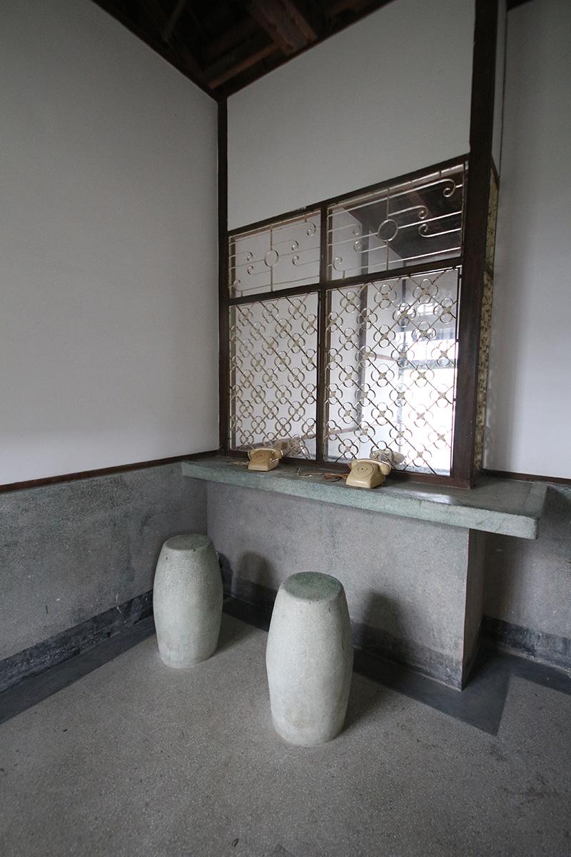 嘉義舊監獄並非完全自由參觀,而採一日四時段免預約導覽。