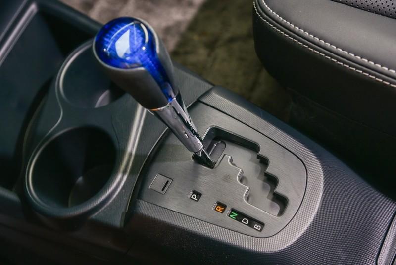 E-CVT無段變速系統擁有換檔舒適且節能省油的優點