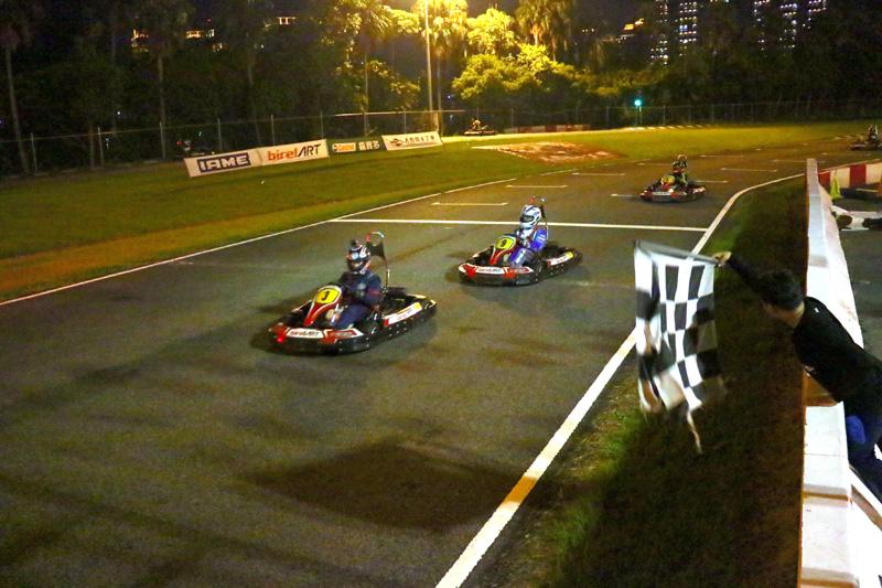 最終由「Carsman」(9號車)以211圈的成績拿下大魯閣N35卡丁車耐久賽收官站的冠軍。
