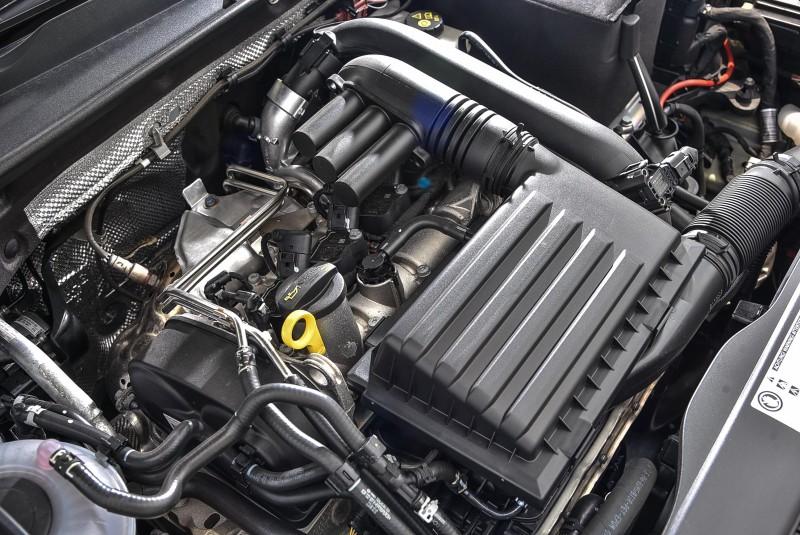 1.4渦輪直噴引擎可塑性極高,省油也有足夠動力